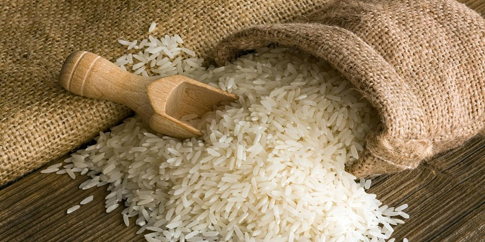 Rice for cleansing