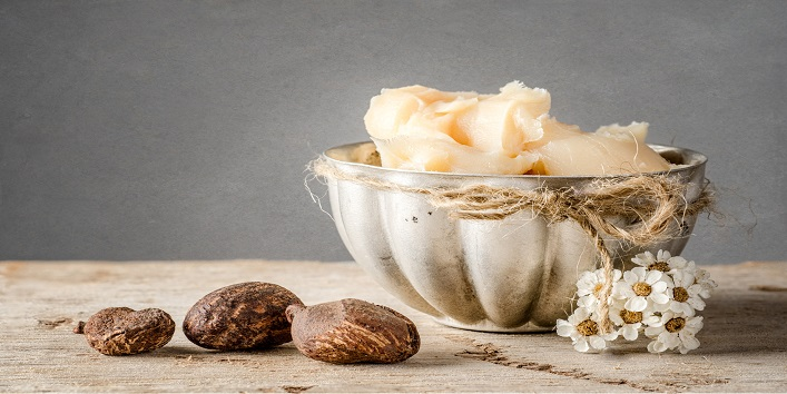 Shea Butter for moisturized and hydrating skin