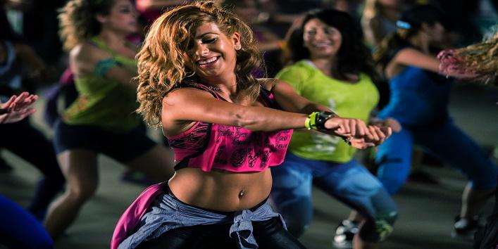 Dance your calories away