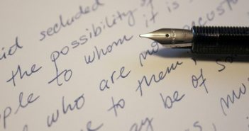 How You Write Can Reveal Many Things About Your Health