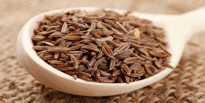 Cumin seeds wash