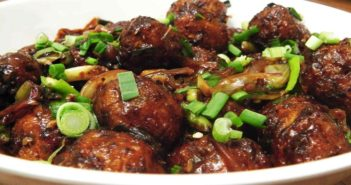 Aloo Manchurian recipe