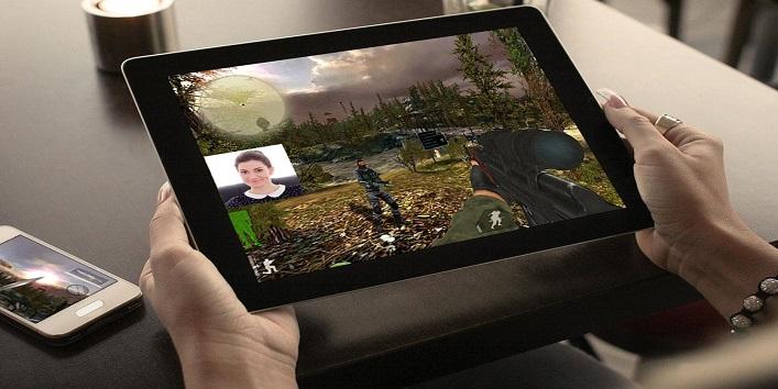 Make your mobile screen shine