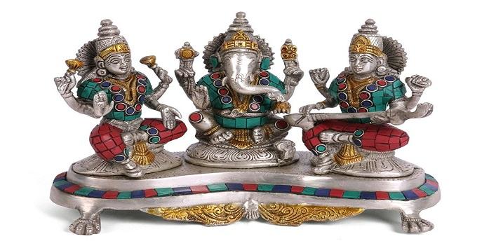 Sculpture of god