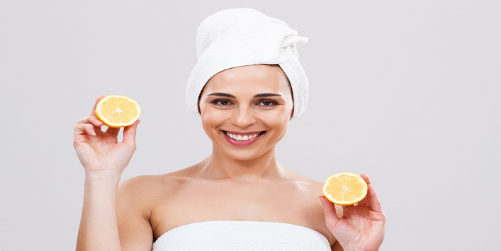 how to apply lemon juice to remove acne scars