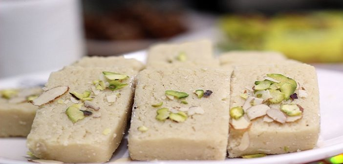 Quick Recipe: Simple Recipe Of Khoya Barfi To Try At Home