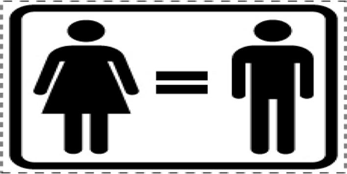 Feminist doesn't support hating men
