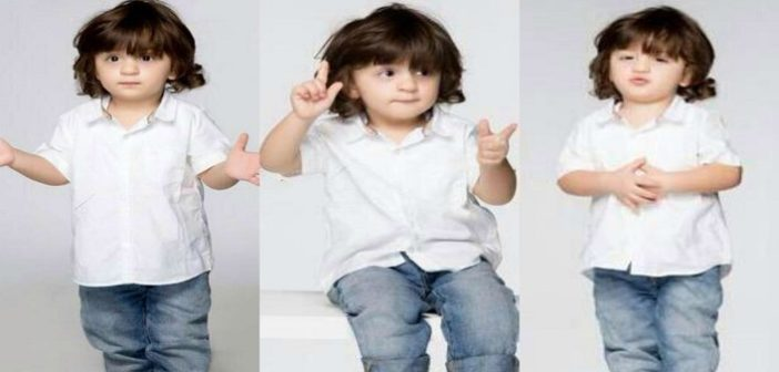 6 Super Cute Looks Of Abram Khan Which Would You Fall In Love
