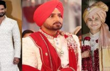 celebrity grooms