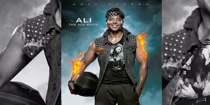From the movie Dhoom- Ali