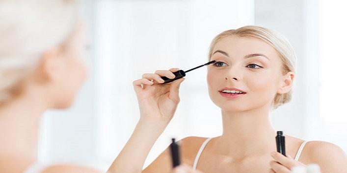 A big 'NO' to makeup