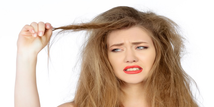 More shampoo for dry hair