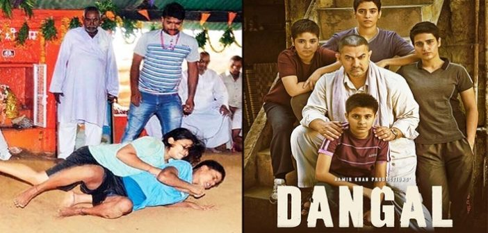 Inspired By Dangal Movie This Akhada Encourages Women Wrestling For The First Time In 478 Years!