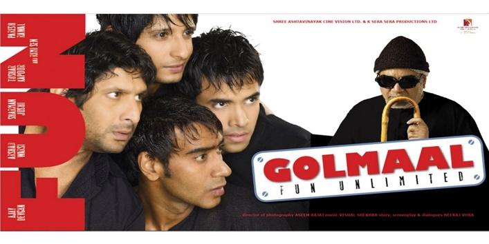 Golmaal-series