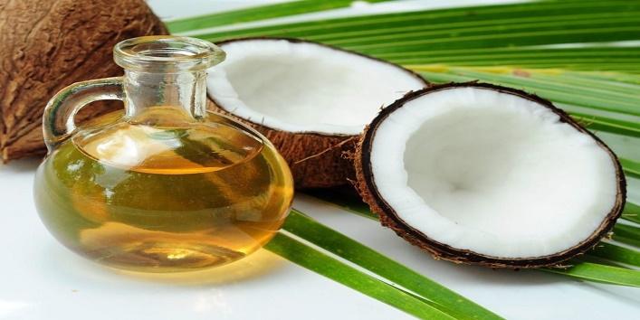 Coconut-oil-massage