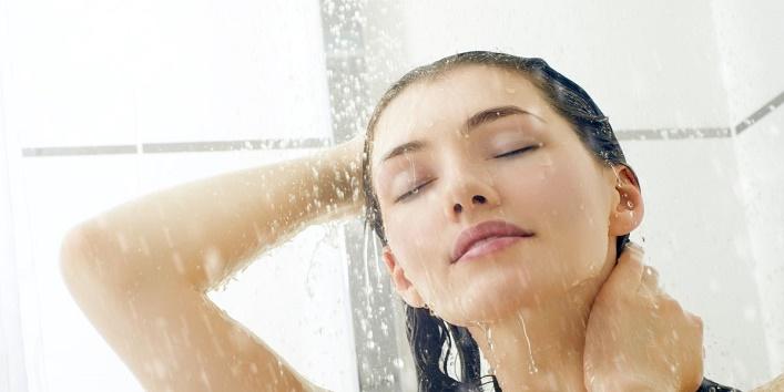 Cold-water-splash