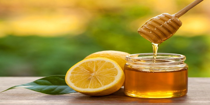 Honey-and-lime-juice-face-mask
