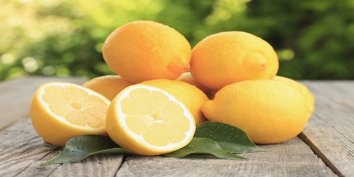 using lemon to lighten dark underarms