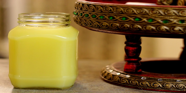 Expiry of homemade ghee
