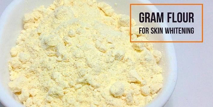 Gram-flour-mask