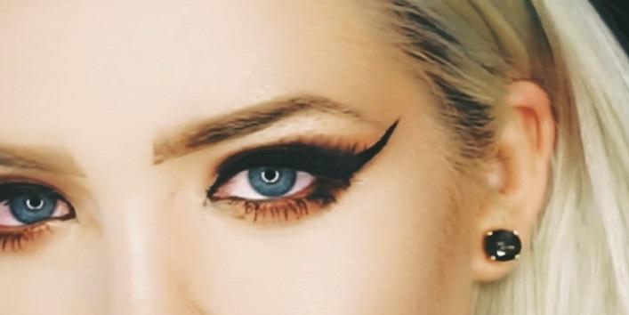 Ideal eyeliner