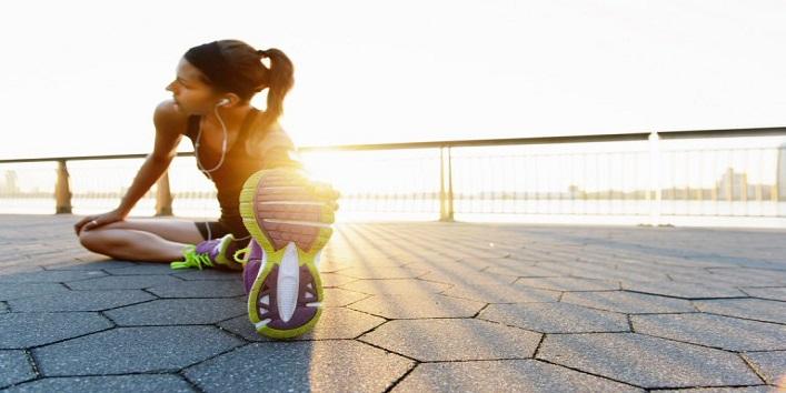 Avoid intense workout