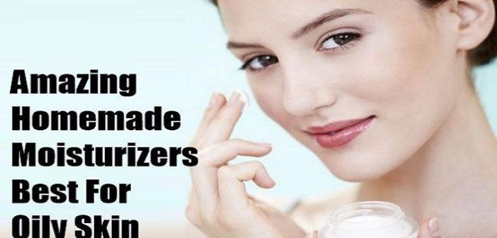 Amazing DIY Moisturizers for Oily Skin