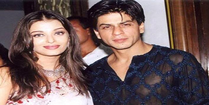 Aishwarya Rai Bachchan & Shah Rukh Khan