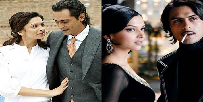 Deepika Padukone and Arjun Rampal