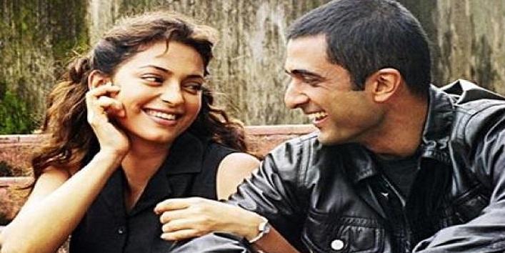 Sanjay Suri and Juhi Chawla