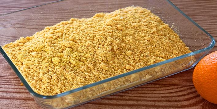 Orange-peel-powder-pack-for-treating-wrinkles