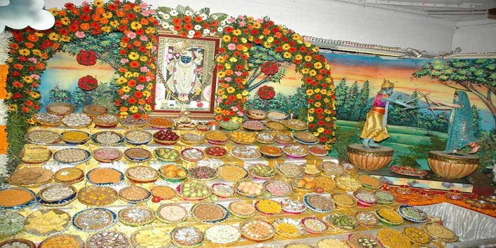 Govardhan Puja- Fourth Day