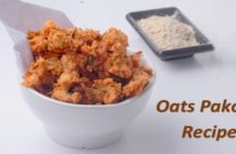oats pakoda