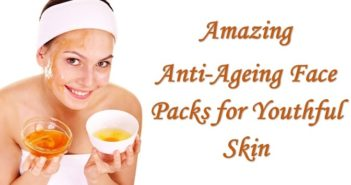 Anti-Aging Face Packs