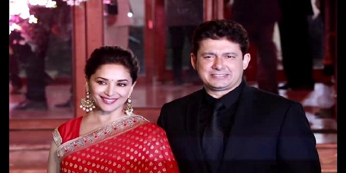 Dr. Sriram Nene and Madhuri Dixit