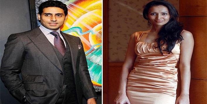 Abhishek-Bachchan-and-Dipannita-Sharma