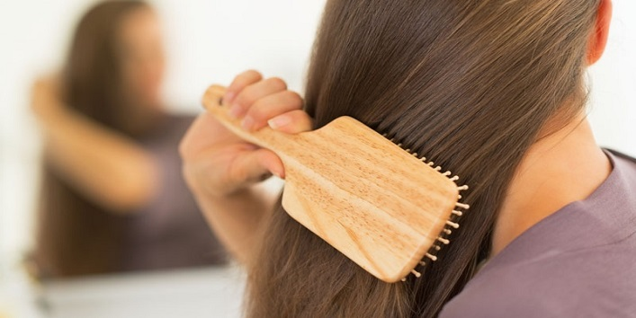 Frequent combing is better for hair growth