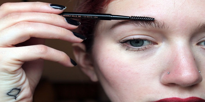 Fill up the brows