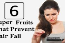 fruits to prevent hair fall