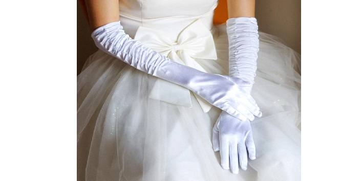 Trendy gloves