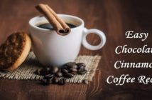 chocolate cinnamon coffee recipe