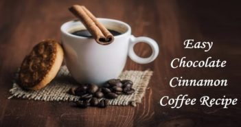 chocolate cinnamon coffee recipe
