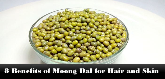 8 Benefits of Moong Dal for Hair and Skin