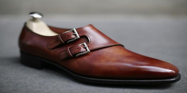Monkey-strap-shoes