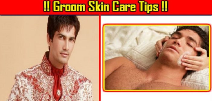 Pre-Wedding Hack: 6 Easy Skincare Tips for Grooms