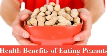 Health Benefits of Eating Peanuts