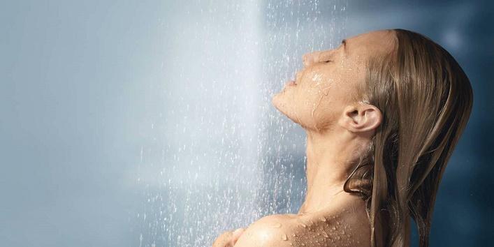 Always opt for lukewarm water