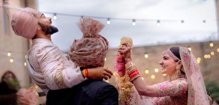 #VirushkaWedding: Check out the Inside Wedding Pics of Mr.&Mrs. Kohli