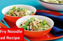 Stir Fry Noodle Salad Recipe