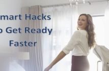 hacks to get ready faster